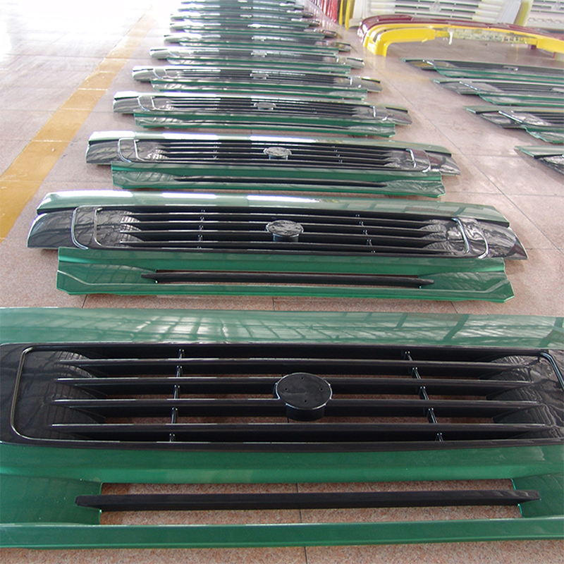 Truck Lamp Shade Mould