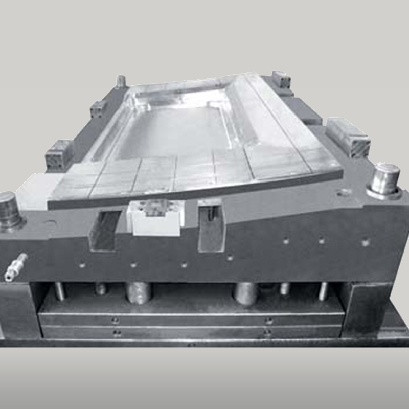 High-Speed Window Frame Mould