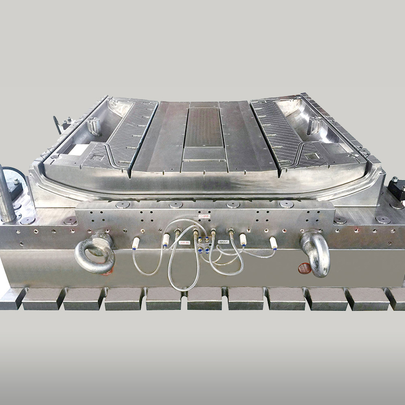Bus Air-Conditioning Base Mould