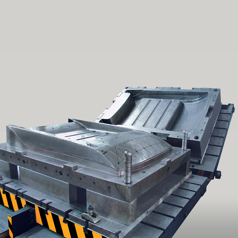 Auto Roof Trimming Cover Mould